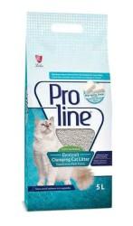 Pro Line - Pro Line Marsilya Sabunlu İnce Taneli Kedi Kumu 5 LT