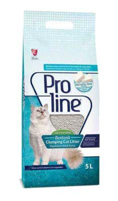 Pro Line Marsilya Sabunlu İnce Taneli Kedi Kumu 5 LT