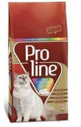 Pro Line - Pro Line Multi Color Renkli Taneli Kedi Maması 1,5 KG