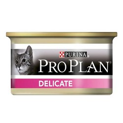 ProPlan - Pro Plan Delicate Kedi Konservesi 85 GR