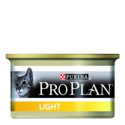 ProPlan - Pro Plan Hindili Light Kedi Konservesi 85 GR