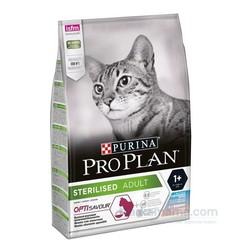 ProPlan - Pro Plan Sterilised Okyanus ve Morina Balıklı Kısırlaştırılmış Kedi Maması 3 KG