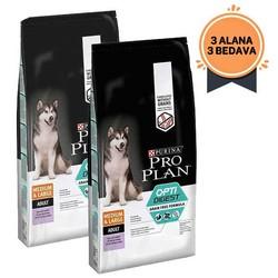 ProPlan - Pro Plan Tahılsız Hindi Etli Yetişkin Köpek Maması 2.5 KG X 3 Adet