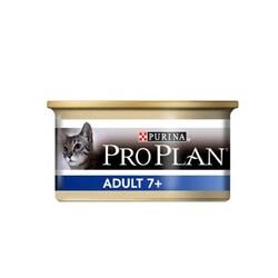 ProPlan - Pro Plan Ton Balıklı Yaşlı Kedi Konservesi 85 Gr