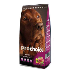 Pro Choice - Pro Choice Etli Köpek Maması 12 KG