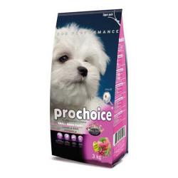 Pro Choice - Pro Choice Küçük Irk Kuzu Etli Yavru Köpek Maması 3 KG