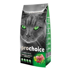 Pro Choice - Pro Choice Kuzu Etli Kedi Maması 15 KG