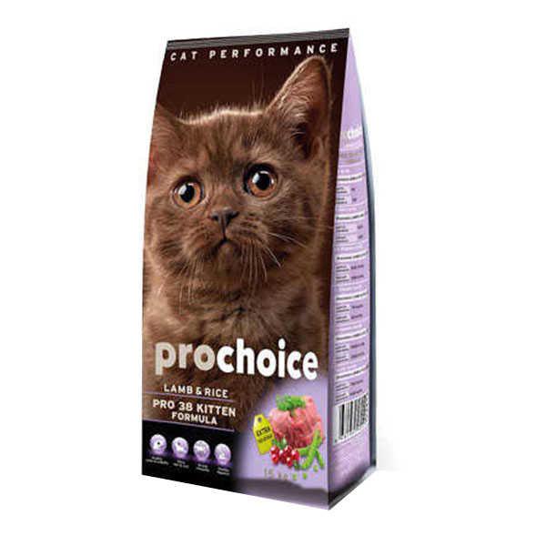 Pro Choice Kuzulu Yavru Kedi Maması 15 KG