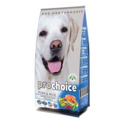 Pro Choice - Pro Choice Balıklı Hypoallergenic Köpek Maması 12 KG