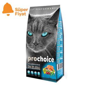 Pro Choice Somonlu Kedi Maması 15 KG - Thumbnail