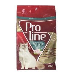 Pro Line - Proline Kısırlaştırılmış Kedi Maması 1,5 KG