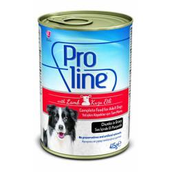 Pro Line - Proline Kuzulu Köpek Konservesi 415 GR