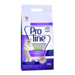 Pro Line - Proline Lavanta Kokulu İnce Taneli Kedi Kumu 10 LT