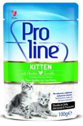 Pro Line - Proline Yavru Kedi Pouch 100 GR