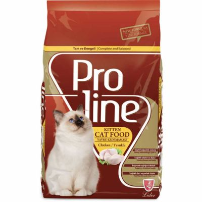 Proline Yavru Kedi Maması 1,5 KG