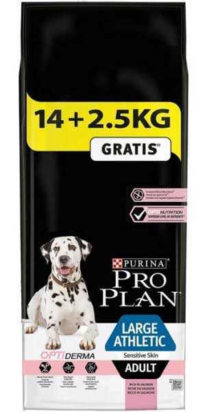 ProPlan Büyük Irk Somonlu Köpek Maması 14 KG + 2.5 KG HEDİYELİ