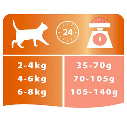 Pro Plan Elegant Derma Plus Hairball Kedi Maması 1,5KG - Thumbnail