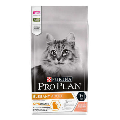 Pro Plan Derma Plus Hairball Kedi Maması 3 KG