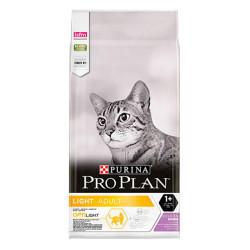 ProPlan - ProPlan Düşük Kalorili Hindili ve Pirinçli Light Kedi Maması 1.5 KG