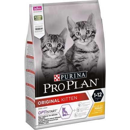 ProPlan Yavru Kedi Maması 3 KG