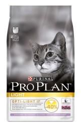 ProPlan - ProPlan Kilo Problemli Kediler İçin Light Hindili Mama 3 KG