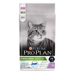 Pro Plan Kısırlaştırılmış Hindli Yaşlı Kedi Maması 1.5 KG - Thumbnail