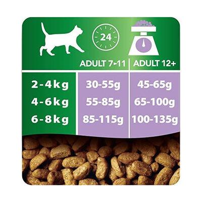 Pro Plan Kısırlaştırılmış Hindli Yaşlı Kedi Maması 1.5 KG