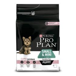 ProPlan - ProPlan Küçük Irk Somonlu Yavru Köpek Maması 3 KG