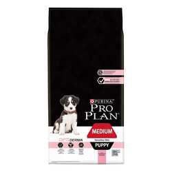 Pro Plan Somonlu Yavru Köpek Maması 12 KG - Thumbnail