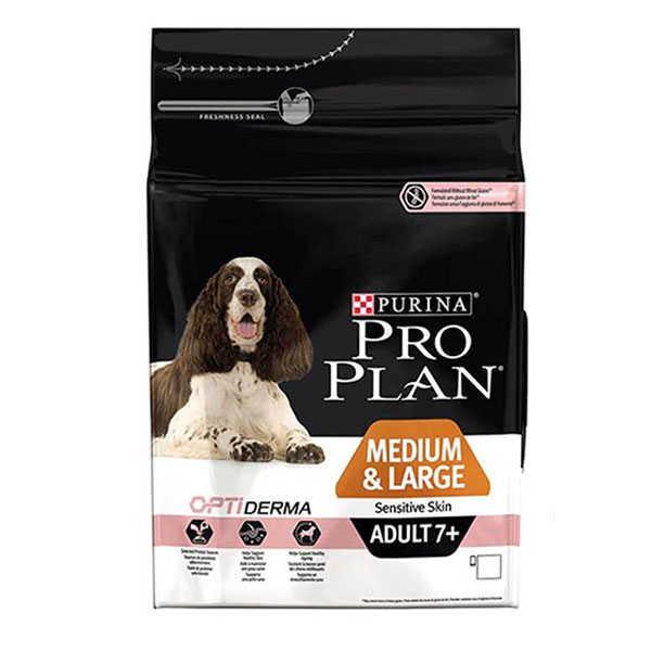 ProPlan Balıklı Yaşlı Köpek Maması 3 KG