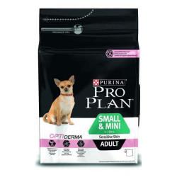 Pro Plan Küçük Irk Balıklı Köpek Maması 3 KG - Thumbnail