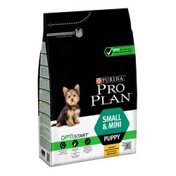 ProPlan - ProPlan Küçük Irk Tavuklu Yavru Köpek Maması 3KG