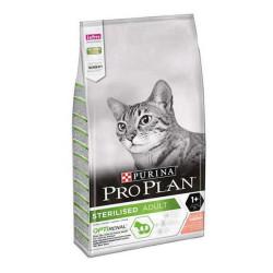 ProPlan - ProPlan Somonlu Kısırlaştırılmış Kedi Maması 10 KG