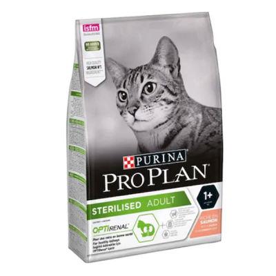 Pro Plan Somonlu Kısırlaştırılmış Kedi Maması 3 KG