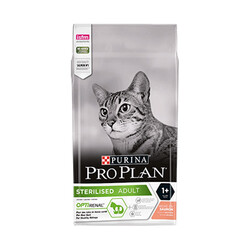 Pro Plan Somonlu Kısırlaştırılmış Kedi Maması 3 KG - Thumbnail