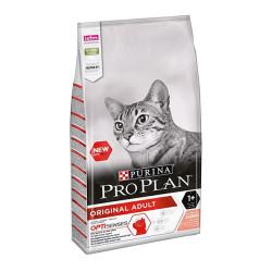 Pro Plan Somonlu Kedi Maması 10 KG - Thumbnail