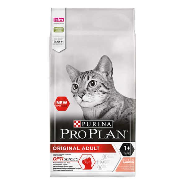 ProPlan Somonlu Kedi Maması 10 KG