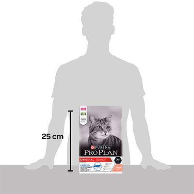Pro Plan Somonlu Yaşlı Kedi Maması 3 KG