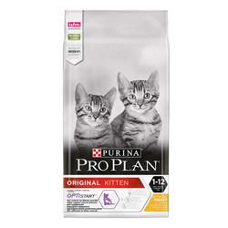 ProPlan - ProPlan Tavuklu Pirinçli Yavru Kedi Maması 400Gr