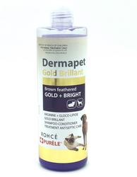 Purele - Purele Dermapet 3 in 1 Gold Antiseptik Kedi Ve Köpek Şampuanı 450 ML