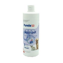 Purele - Purele Ecco Pet Care Kedi Köpek Şampuanı 600 ml