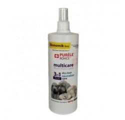 Purele - Purele Multicare Kedi Ve Köpek Şampuanı 600 ML