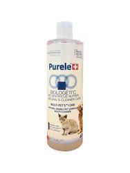 Purele - Purele Natural Kremli Kedi Ve Köpek Şampuanı 400 ML
