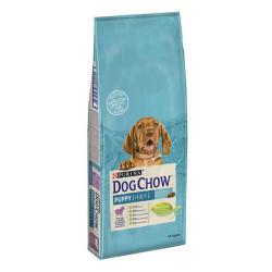 Purina - Purina Dog Chow Kuzu Etli Yavru Kuru Köpek Maması 14 KG