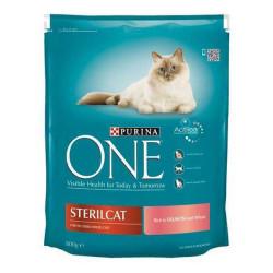 Nestle Purina One - Purina One Somonlu Kısırlaştırılmış Kedi Maması 800 GR