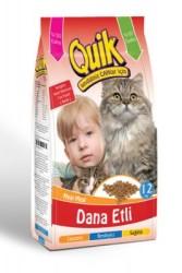 Quik - Quik Dana Etli Kedi Maması 12 KG