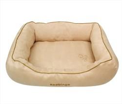 Reddingo - RedDingo Köpek Yatağı Bej Medium