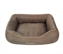 Reddingo - RedDingo Köpek Yatağı Kahverengi Large