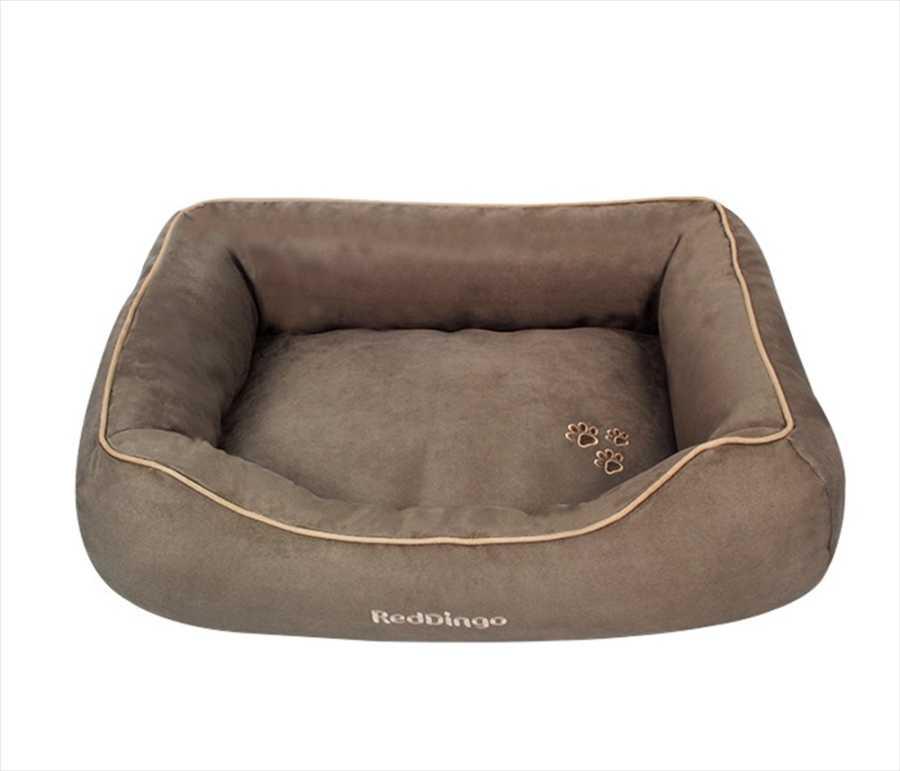 RedDingo Köpek Yatağı Kahverengi Medium