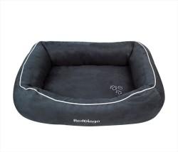 Reddingo - RedDingo Köpek Yatağı Koyu-Gri Medium